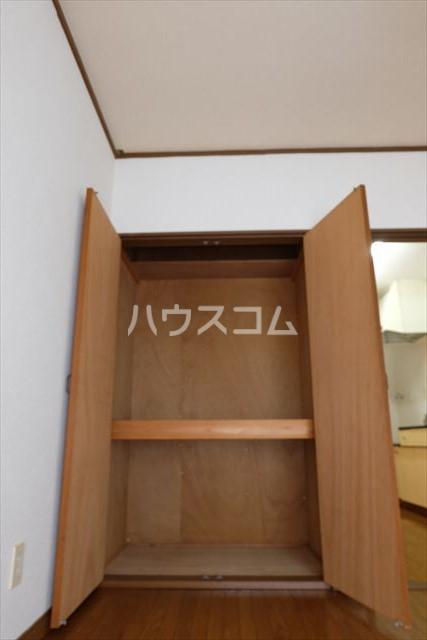 本郷ハイツ A 203号室の収納
