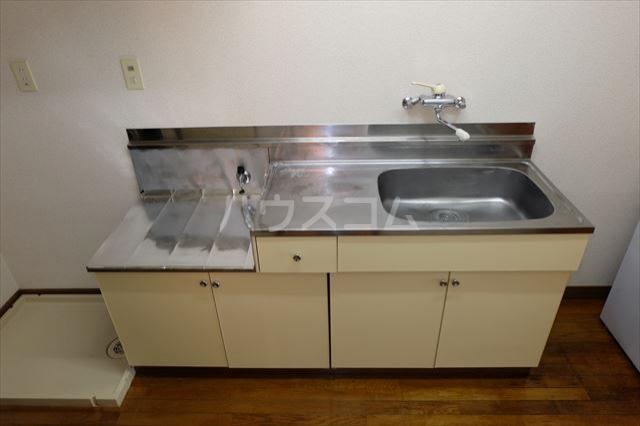 本郷ハイツ A 203号室の風呂
