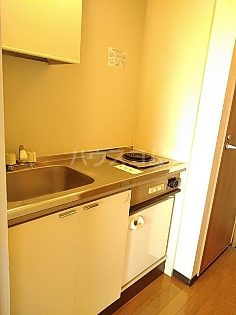 ウイングハイツ小山 311号室のキッチン