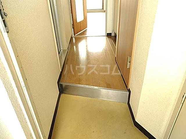 ウイングハイツ小山 311号室の玄関