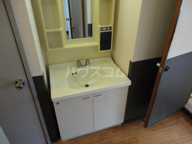 サンハイツ 206号室の洗面所