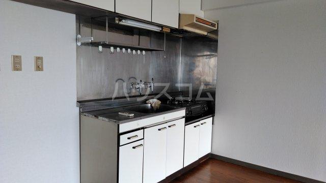 一徳ハイツpart 2 215号室のキッチン