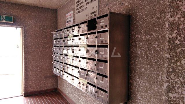 一徳ハイツpart 2 518号室のエントランス