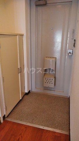 一徳ハイツpart 2 518号室の玄関
