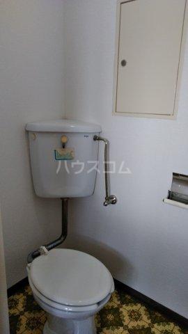 一徳ハイツpart 2 518号室のトイレ