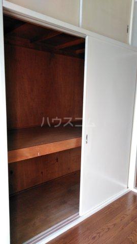 一徳ハイツpart 2 518号室の収納