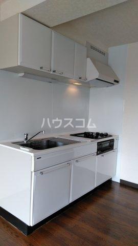 一徳ハイツPart 3 726号室のキッチン