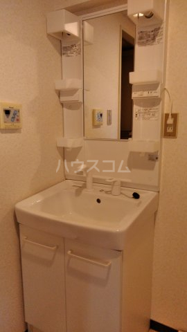 一徳ハイツPart 3 726号室の洗面所