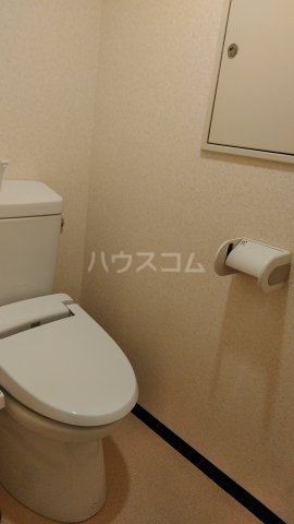 一徳ハイツPart 3 726号室のトイレ