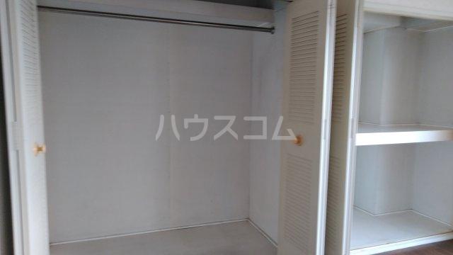 一徳ハイツPart 3 726号室の収納
