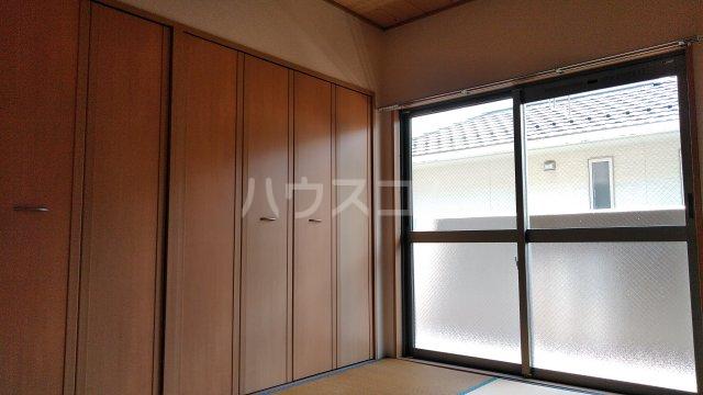 ユーミーハヤミズ 204号室の設備