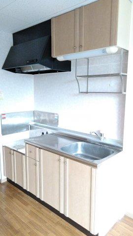 トライステージ B 102号室のキッチン