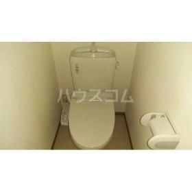 マザービレッジのトイレ