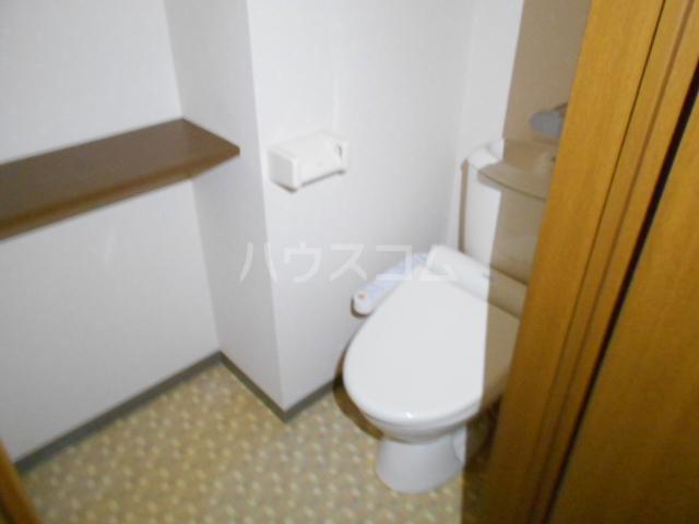 ベ・ハーゲンハイム城東 302号室のトイレ
