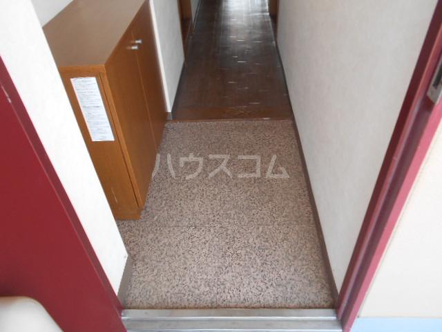 ベ・ハーゲンハイム城東 302号室の玄関