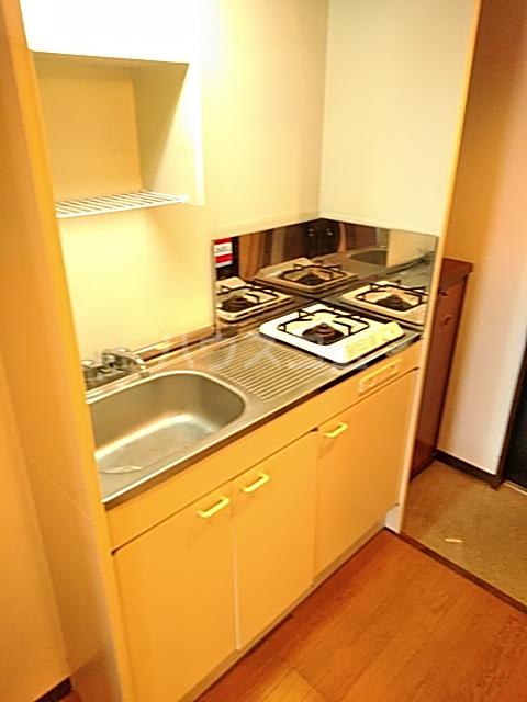 ラ・セゾンY・M 303号室のキッチン