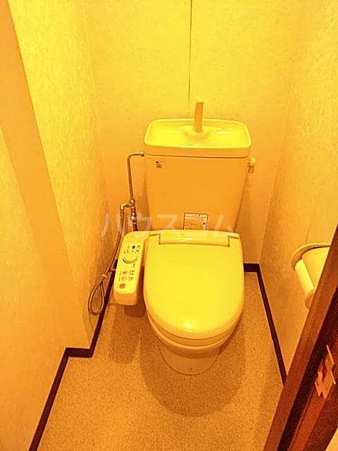 ラ・セゾンY・M 303号室のトイレ