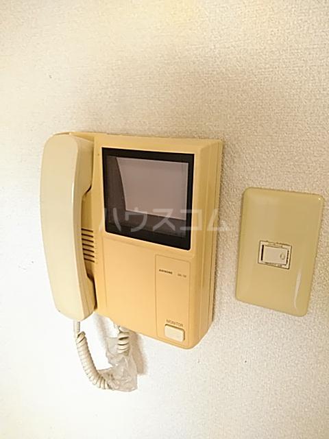 ラ・セゾンY・M 303号室のセキュリティ