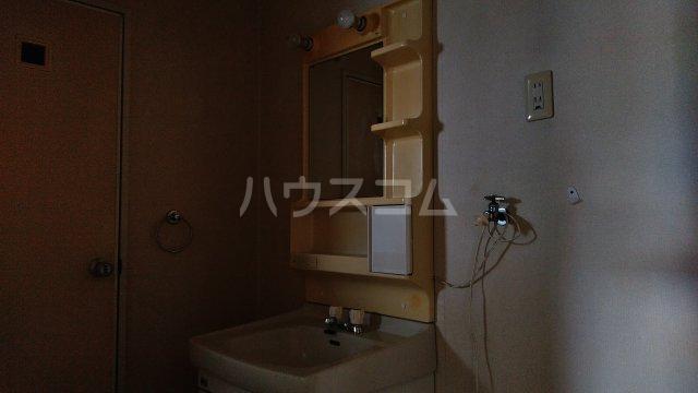 ハニーゴールド 105号室の洗面所