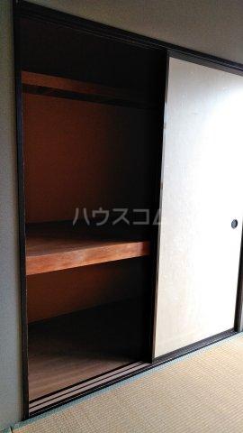 ハニーゴールド 105号室の収納