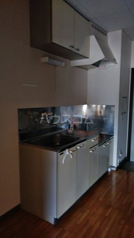 ジョージアマンション 105号室のキッチン