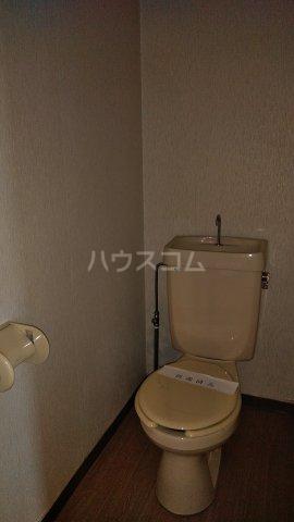 ジョージアマンション 105号室のトイレ