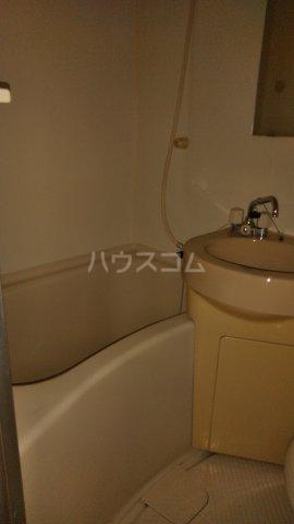 アプリコットⅡ 108号室の洗面所