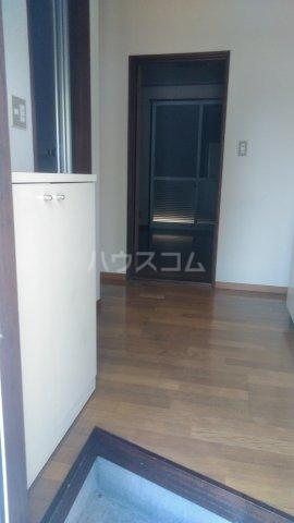 アプリコットⅡ 108号室の玄関