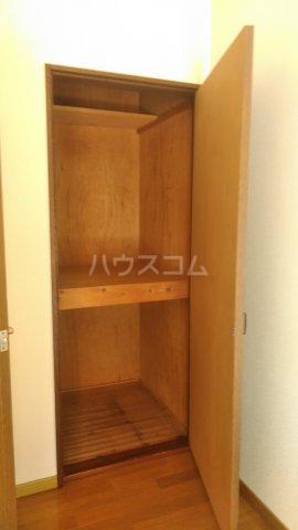 アプリコットⅡ 108号室の収納