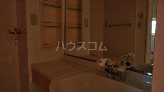 エスターテ 103号室の洗面所