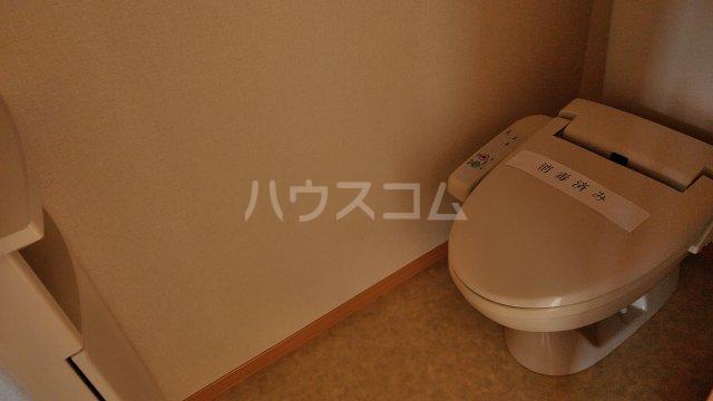エスターテ 103号室のトイレ