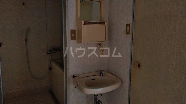 ハイグレード石崎 103号室の洗面所