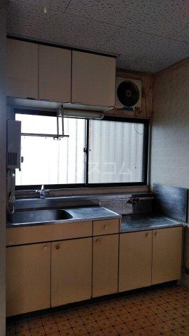 ハイグレード石崎 103号室のキッチン