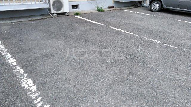 ハイグレード石崎 103号室の駐車場