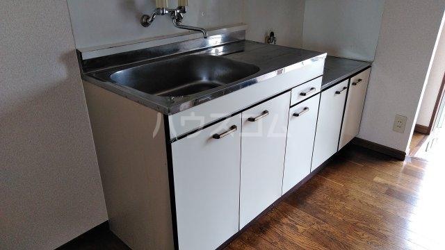 コーポライラック 103号室のキッチン