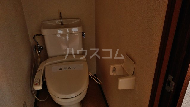 コーポライラック 103号室のトイレ
