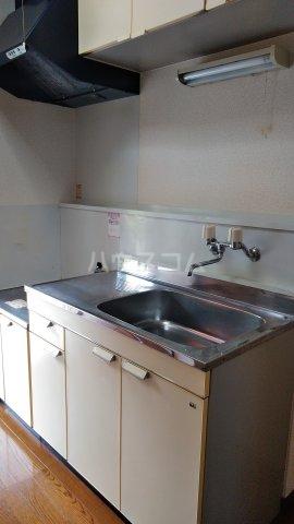 コーポジョセフィーヌ 101号室のキッチン