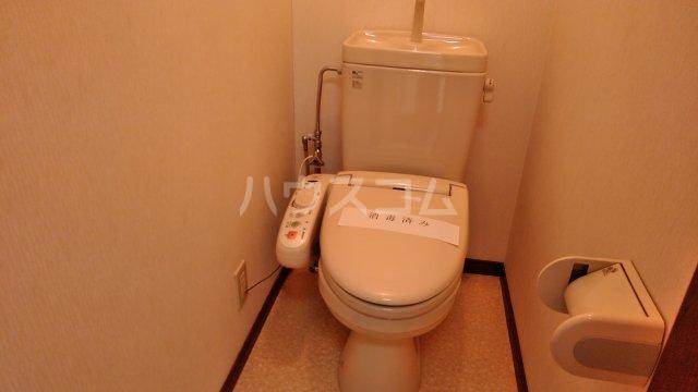 コーポジョセフィーヌ 101号室のトイレ