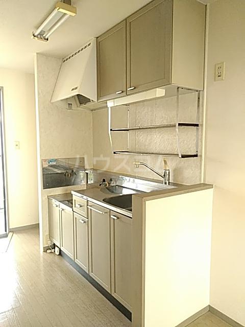 コーポコロラド 101号室のキッチン