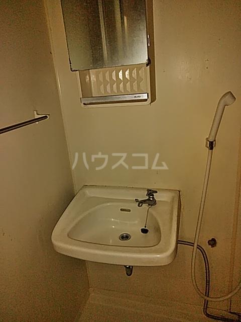 ハイグレード峯岸Ⅱ 202号室の洗面所