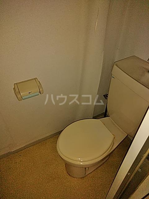 ハイグレード峯岸Ⅱ 202号室のトイレ