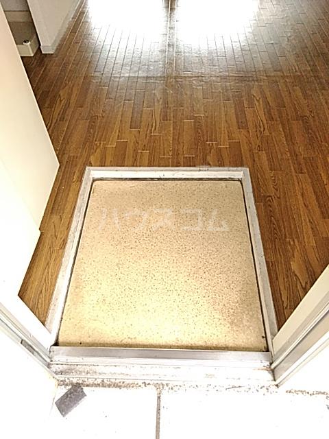 ハイグレード峯岸Ⅱ 202号室の玄関