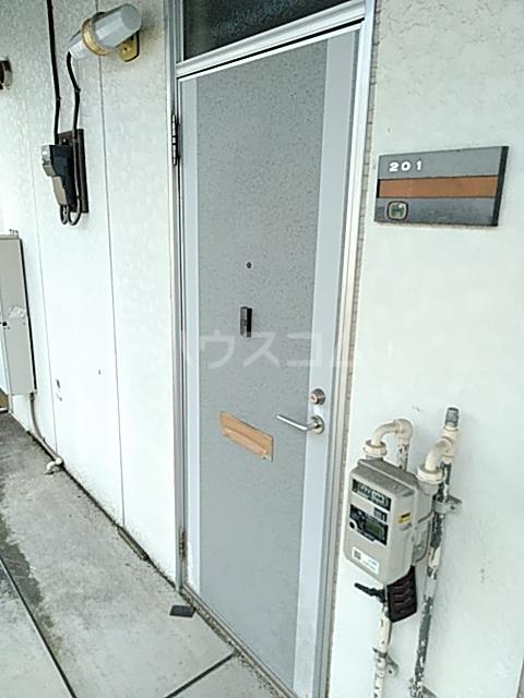 ハイグレード峯岸Ⅱ 202号室のセキュリティ