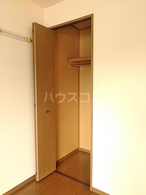 ラ・フランスKAZU  101号室の収納
