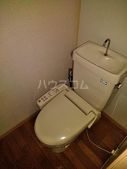 フェリーチェ 202号室のトイレ