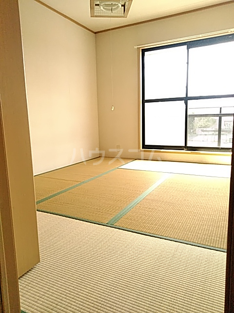 フェリーチェ 202号室のベッドルーム