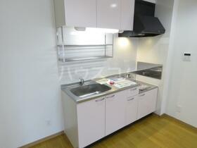 Y&M VillaWhite 203号室のキッチン