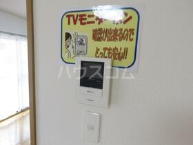 Y&M VillaWhite 203号室のセキュリティ