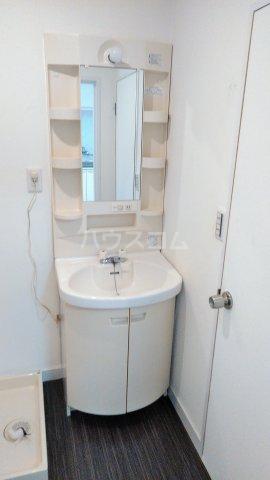 神宮スカイハイツ 218号室の洗面所