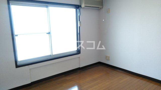 ゼロジーブロック 210号室のベッドルーム